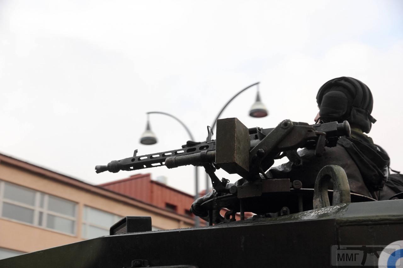 35268 - MG-42 Hitlersäge (Пила Гитлера) - история, послевоенные модификации, клейма...