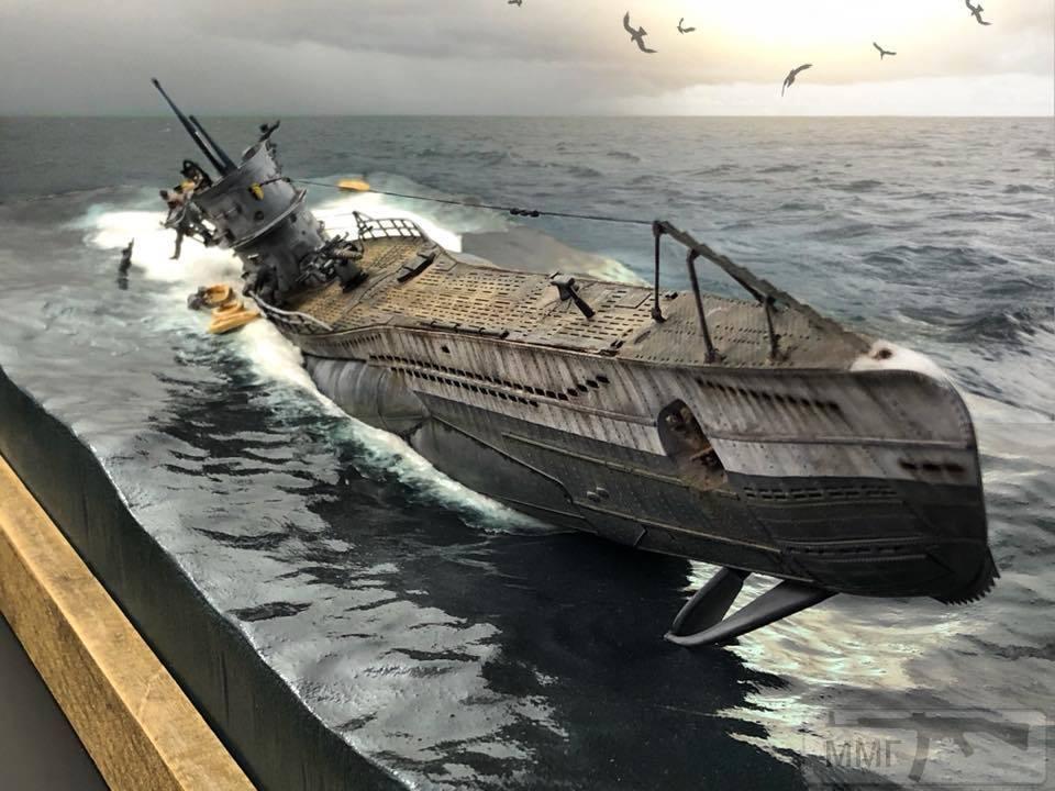 35281 - Волчьи Стаи - Германские подводные лодки двух мировых войн