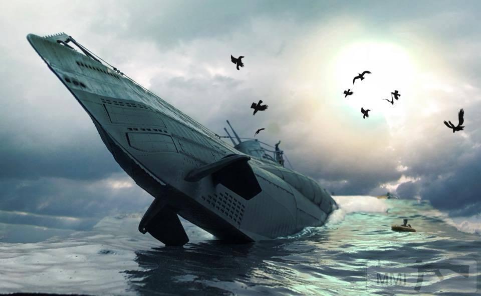 35282 - Волчьи Стаи - Германские подводные лодки двух мировых войн