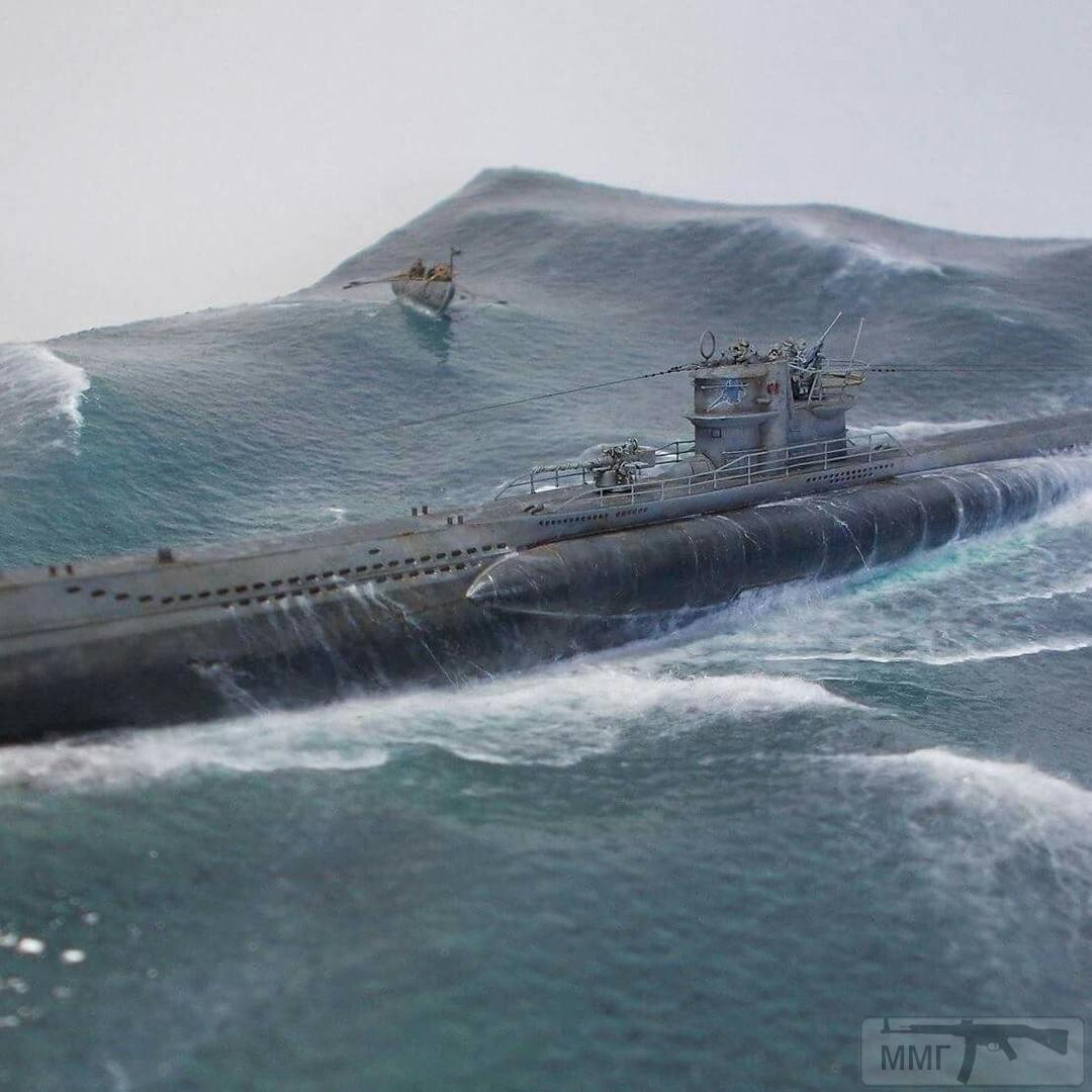 35285 - Волчьи Стаи - Германские подводные лодки двух мировых войн