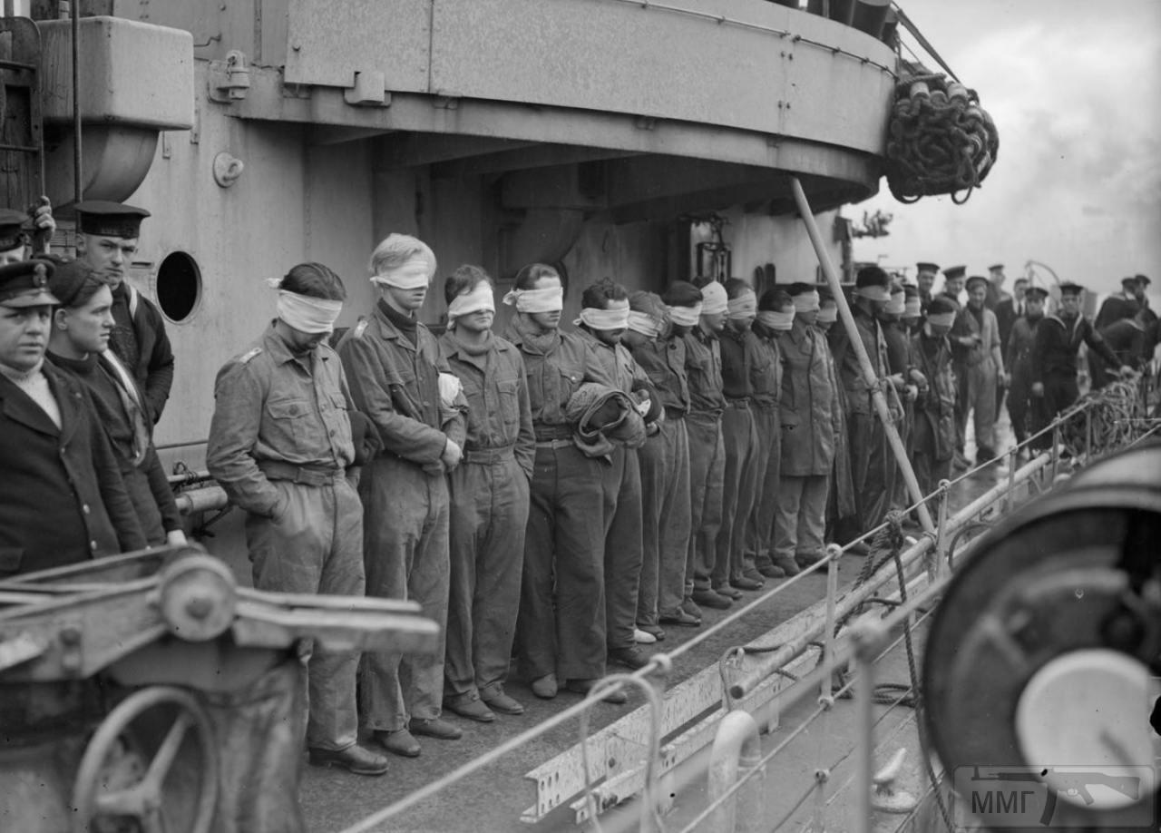 35330 - Действия немецких подлодок в Атлантике