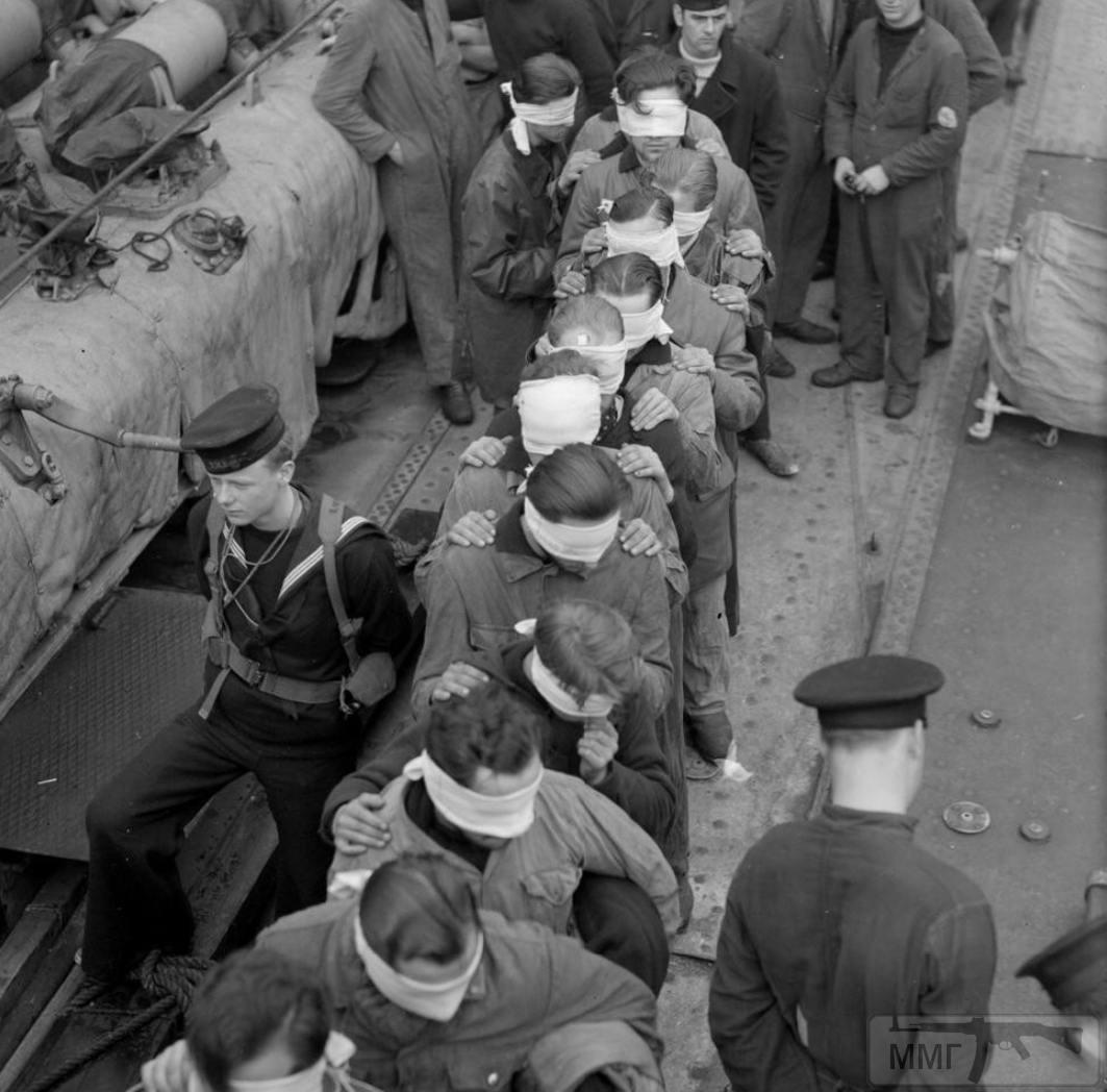 35331 - Действия немецких подлодок в Атлантике