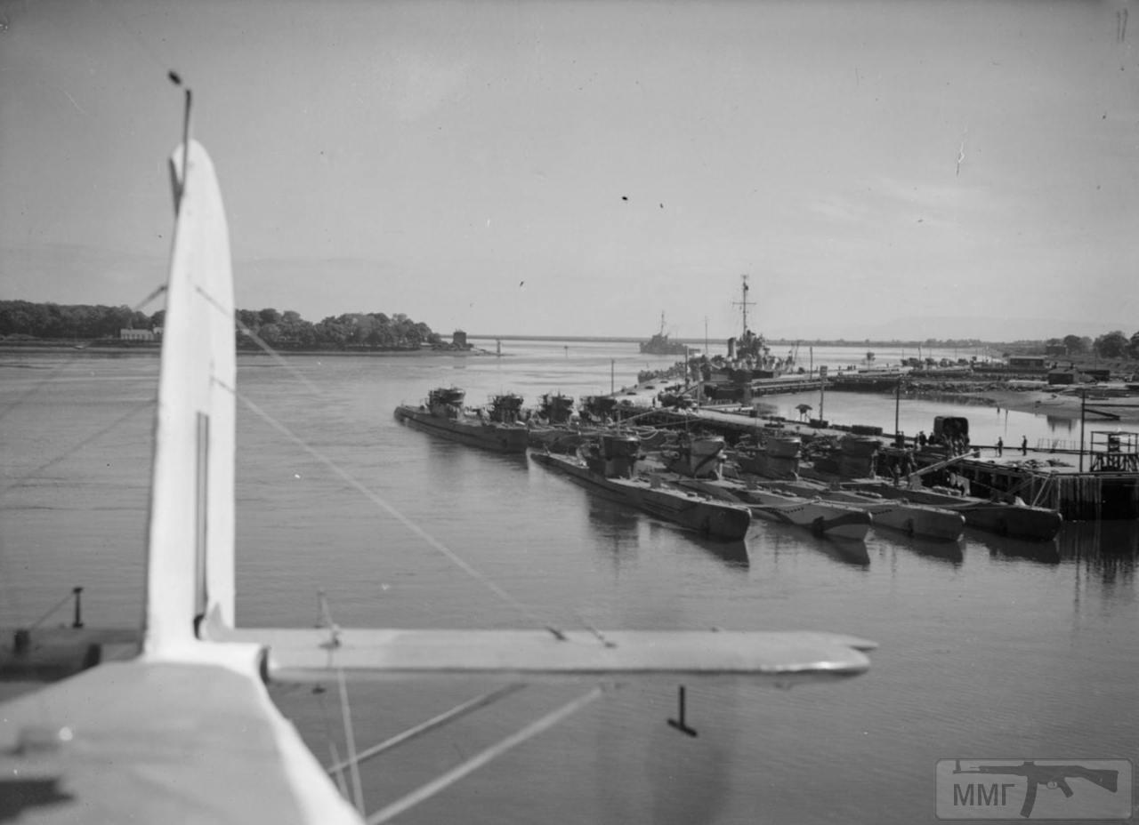 35339 - Действия немецких подлодок в Атлантике