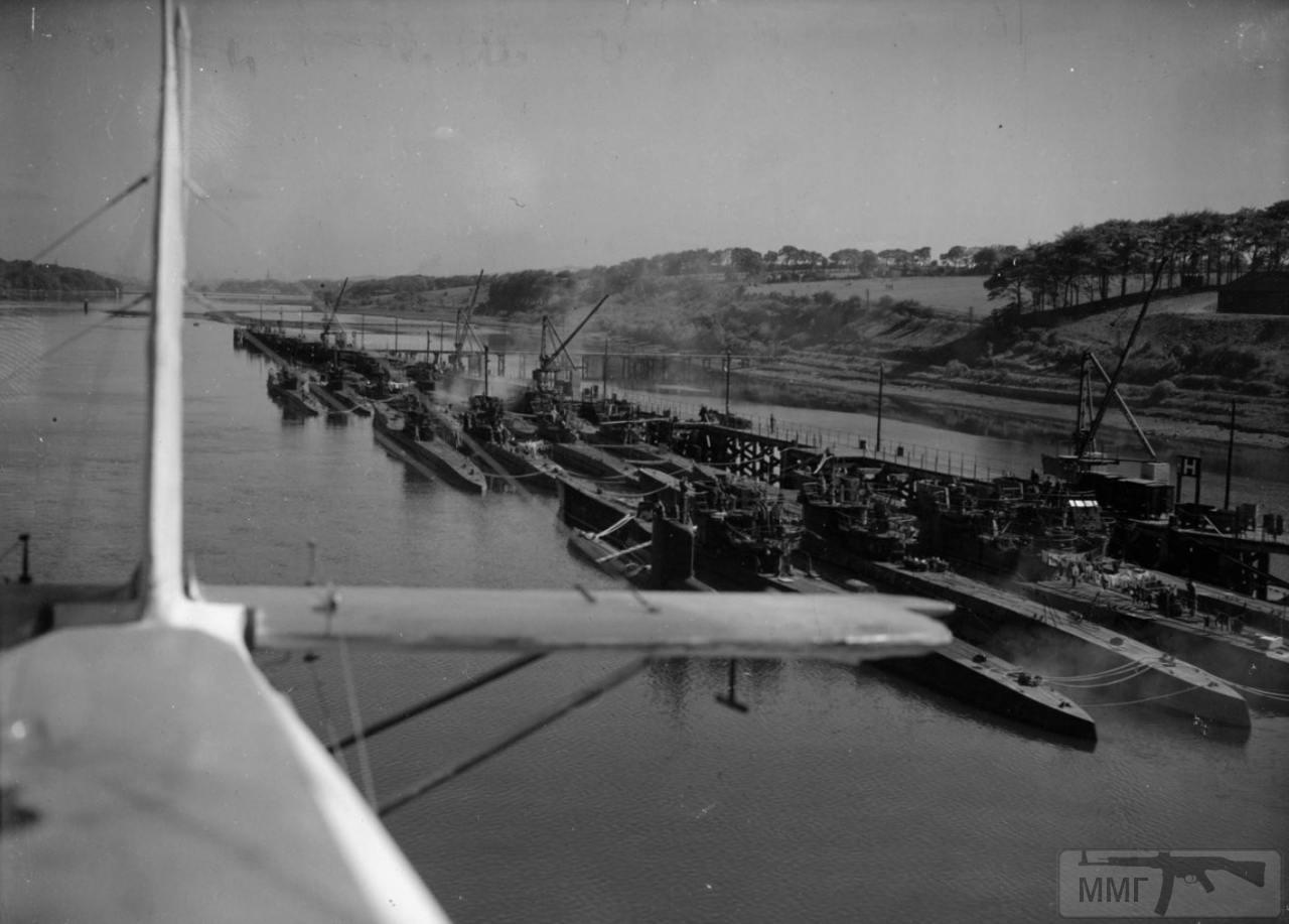 35340 - Действия немецких подлодок в Атлантике
