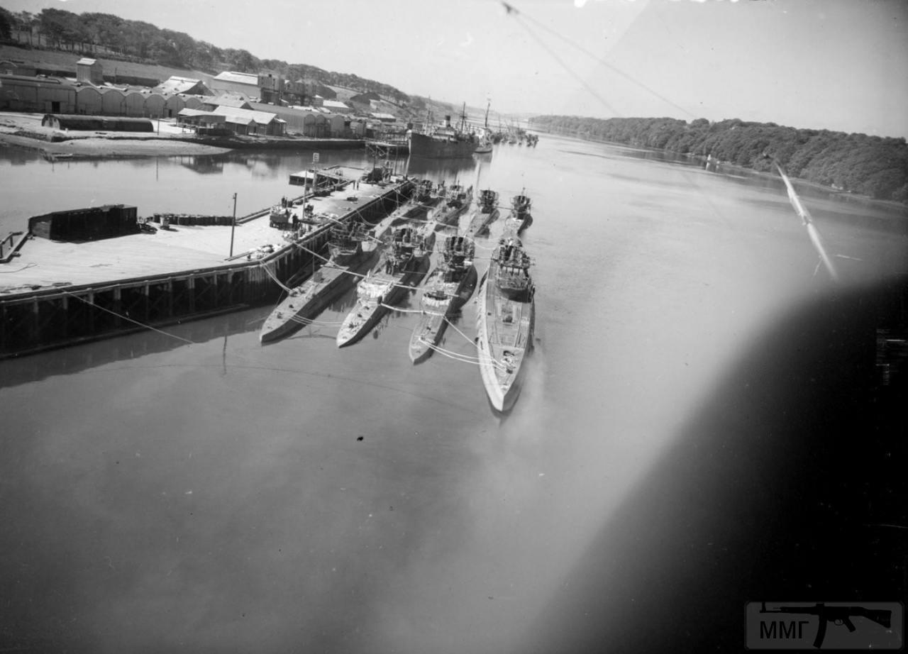 35341 - Действия немецких подлодок в Атлантике