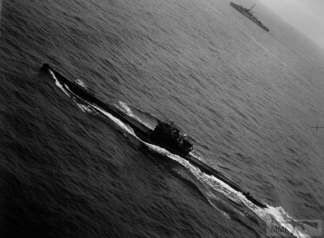 35347 - Действия немецких подлодок в Атлантике