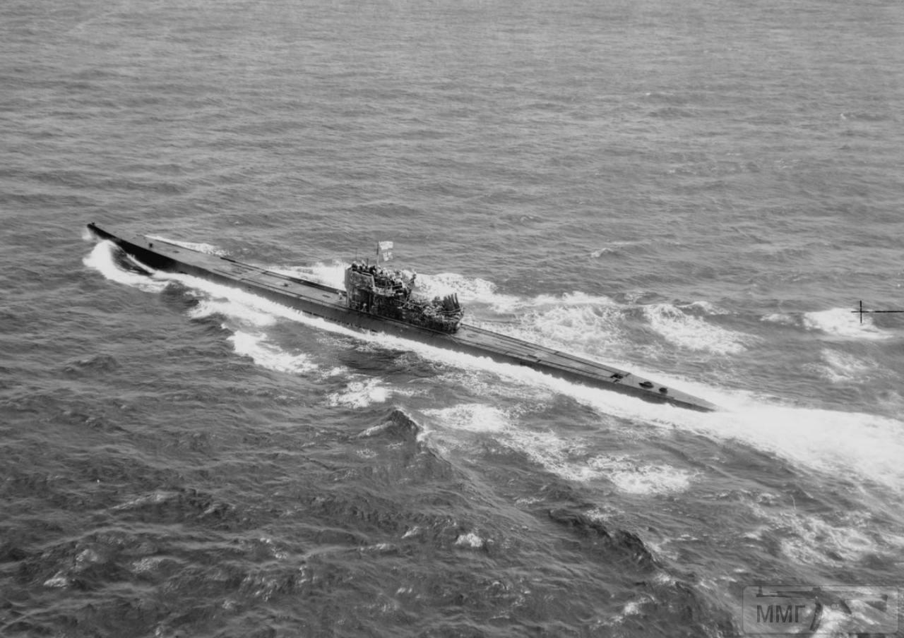 35349 - Действия немецких подлодок в Атлантике
