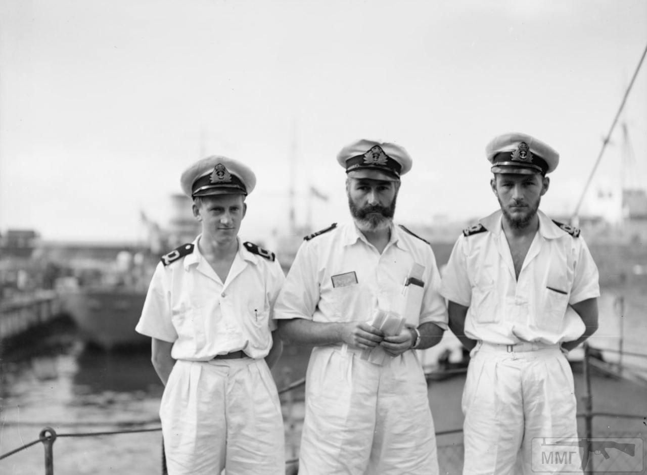 35350 - Действия немецких подлодок в Атлантике