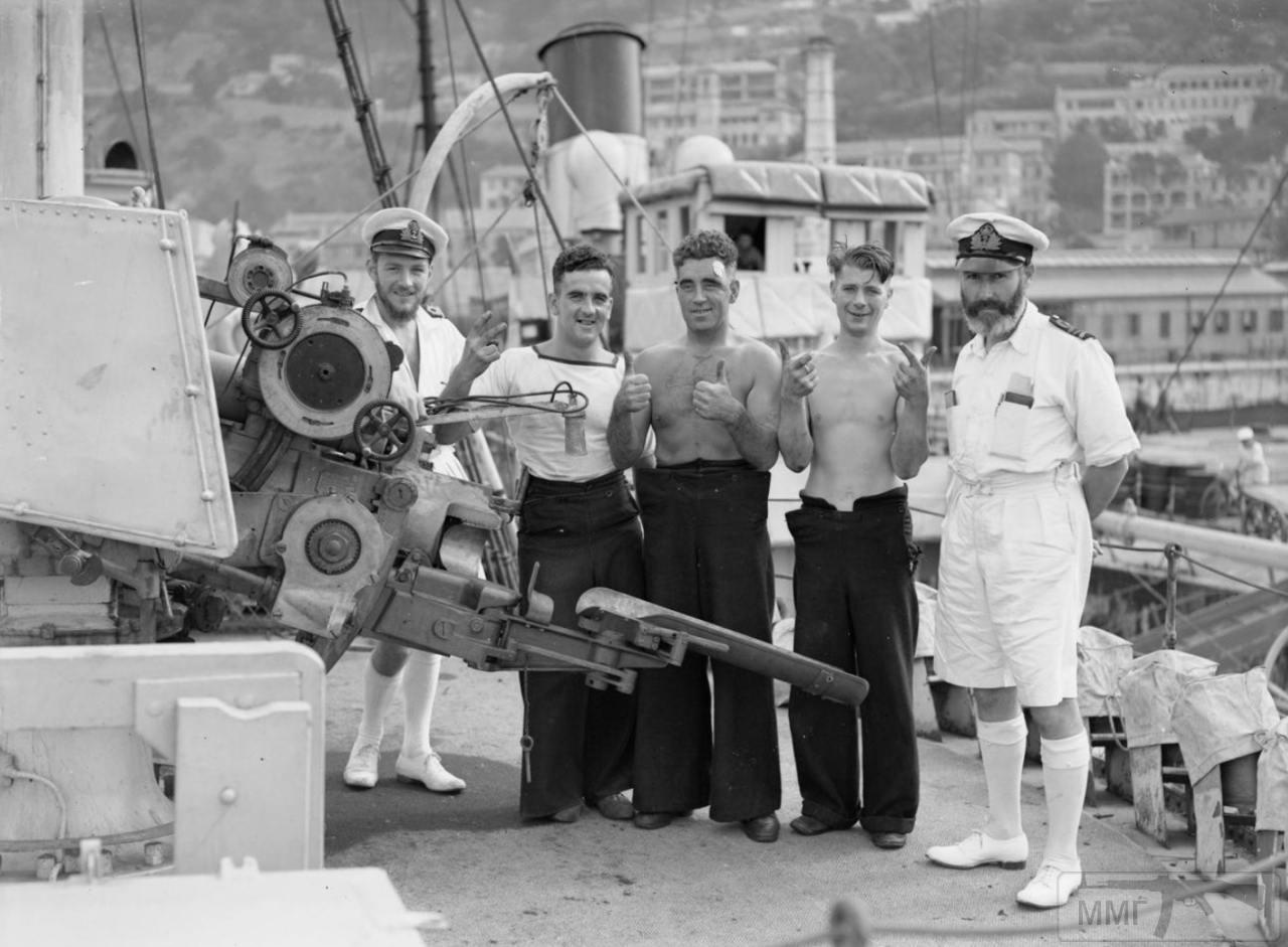 35352 - Действия немецких подлодок в Атлантике