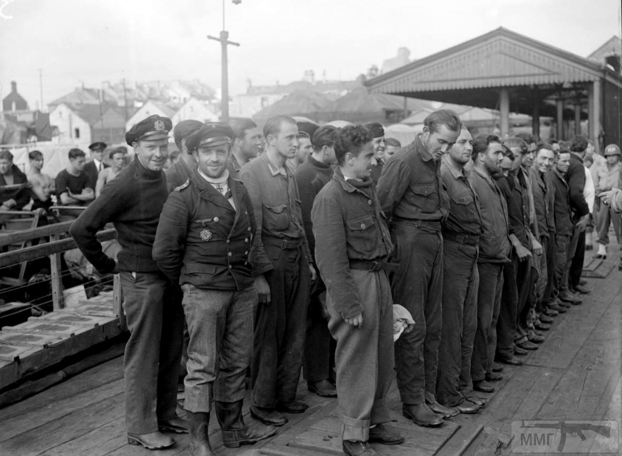 35353 - Действия немецких подлодок в Атлантике