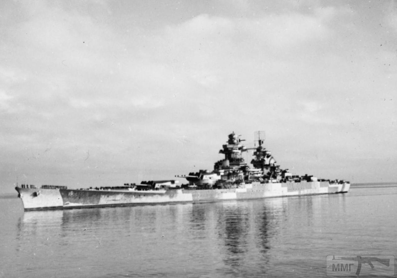 35387 - Линкор Richelieu, 1943 г.