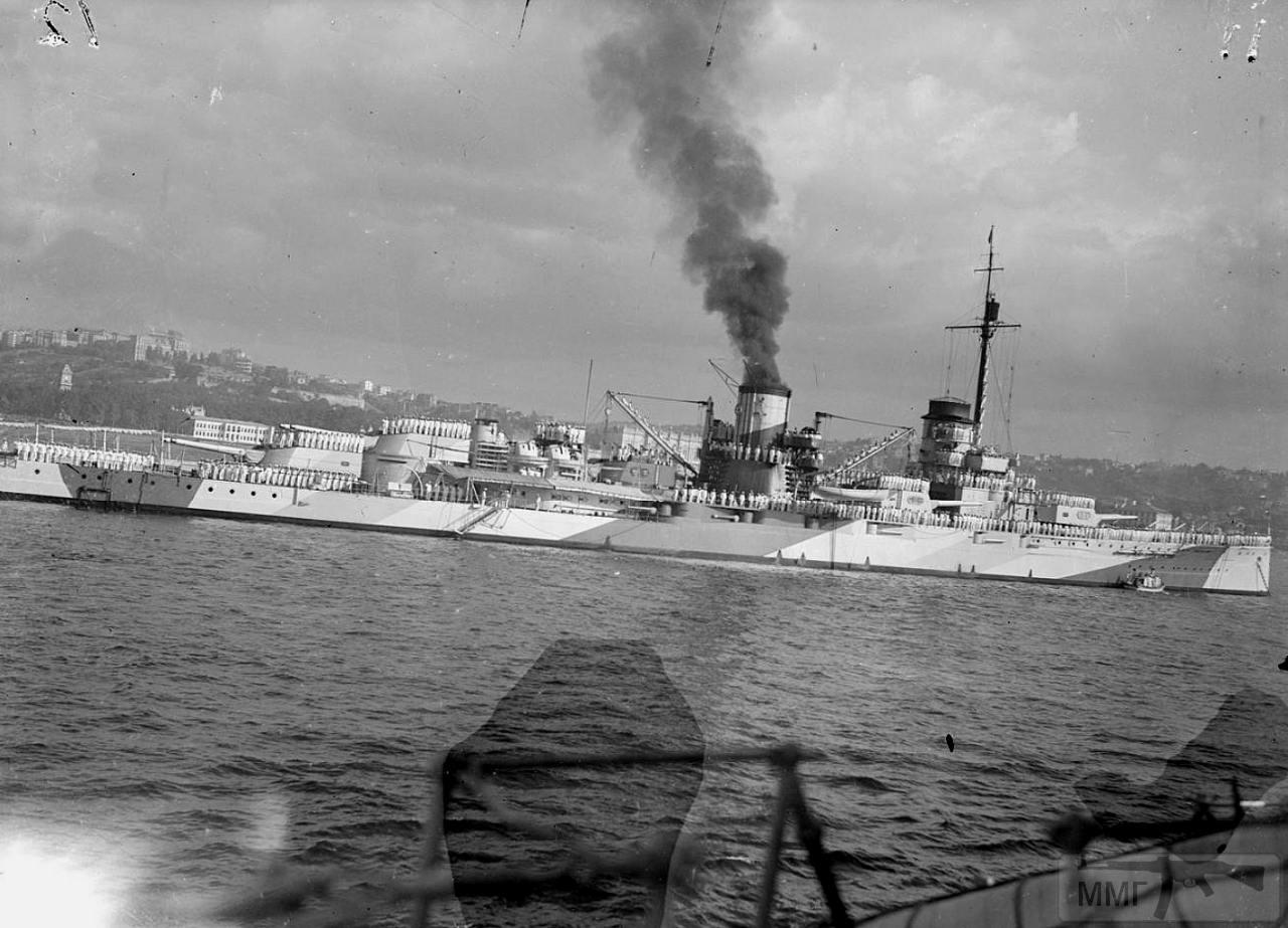 35453 - Линейный крейсер Yavuz Sultan Selim (бывший SMS Goeben)