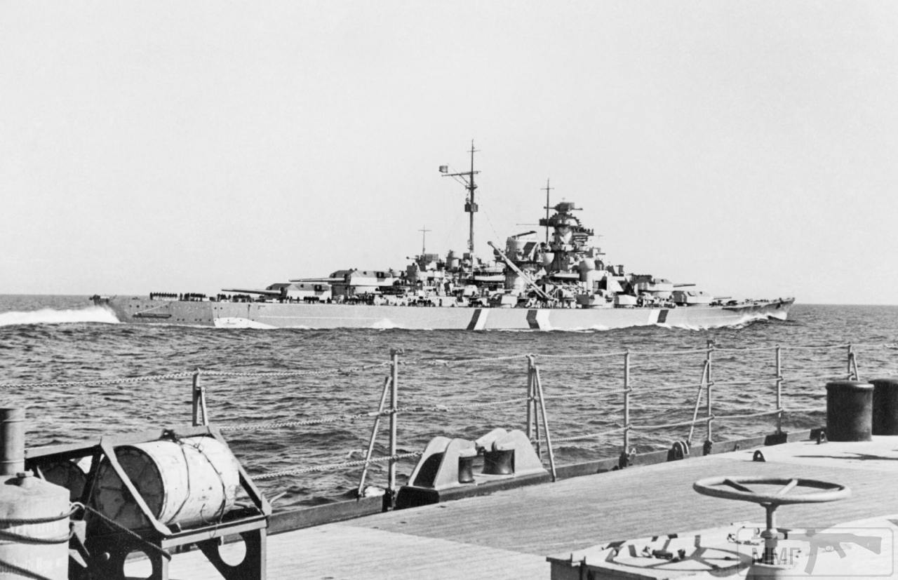 35457 - Линкор Bismarck