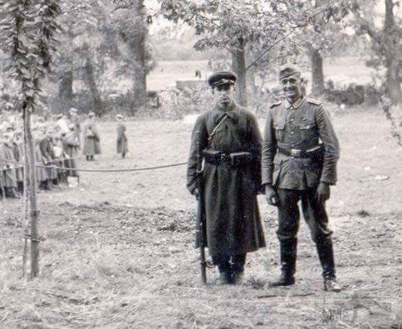 35500 - Раздел Польши и Польская кампания 1939 г.