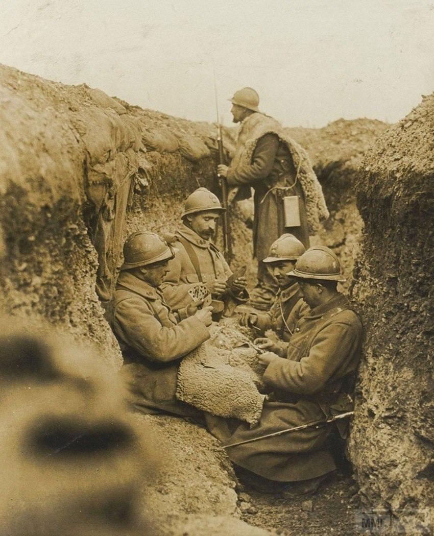 35607 - Военное фото. Западный фронт. 1914-1918г.г.
