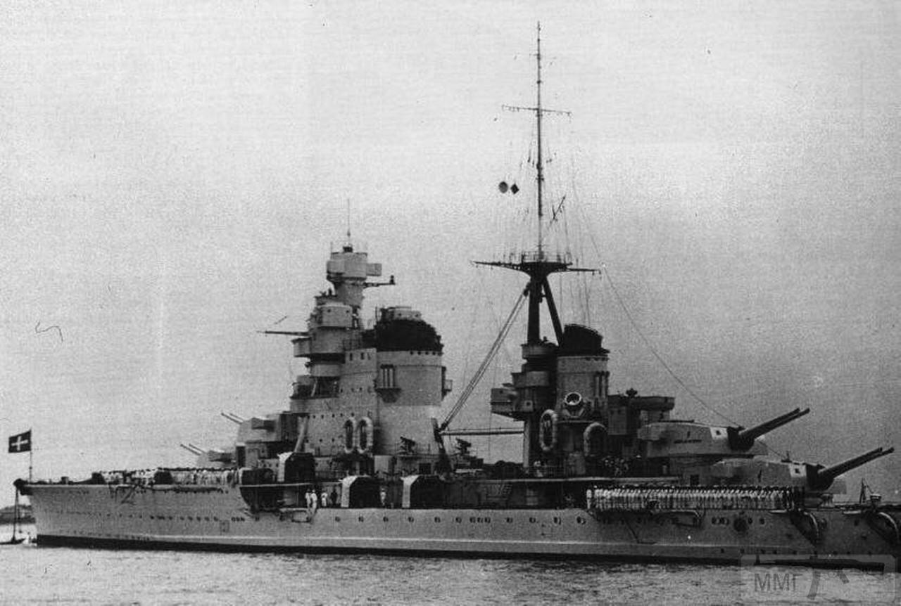 35643 - Тяжелый крейсер Pola