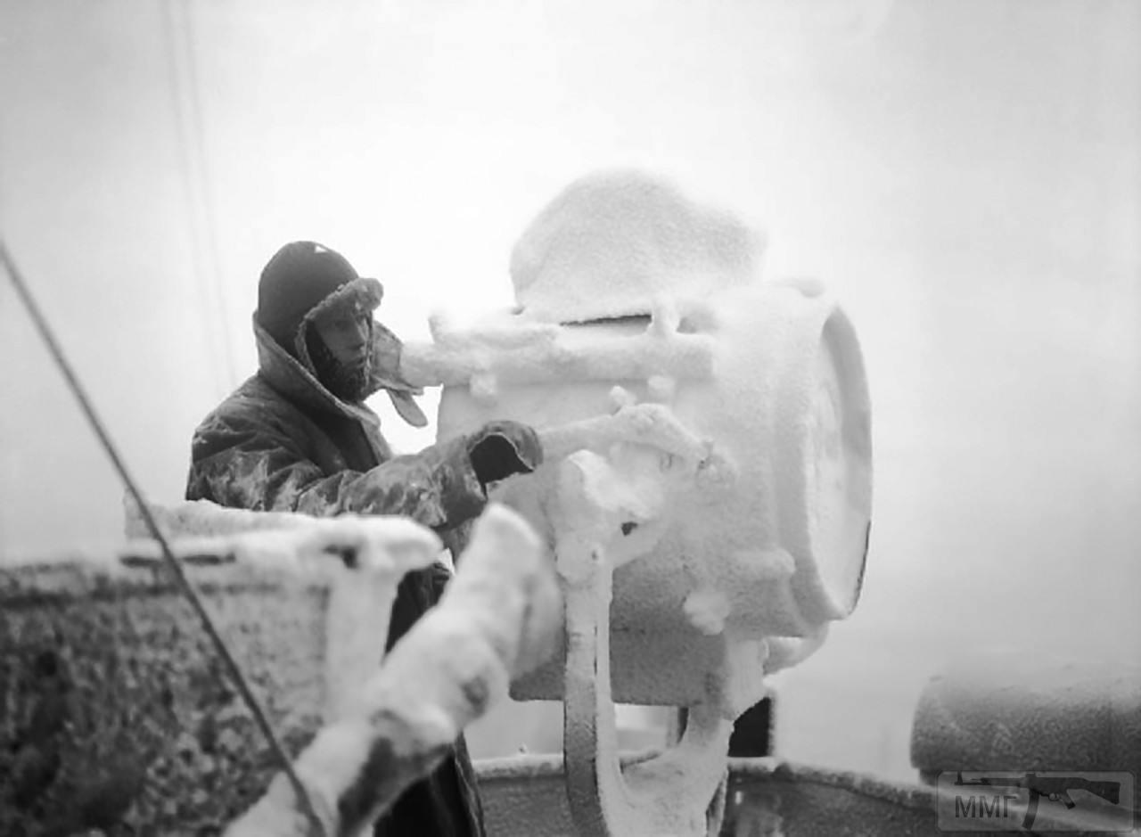 35663 - 20-ти дюймовый прожектор HMS Sheffield