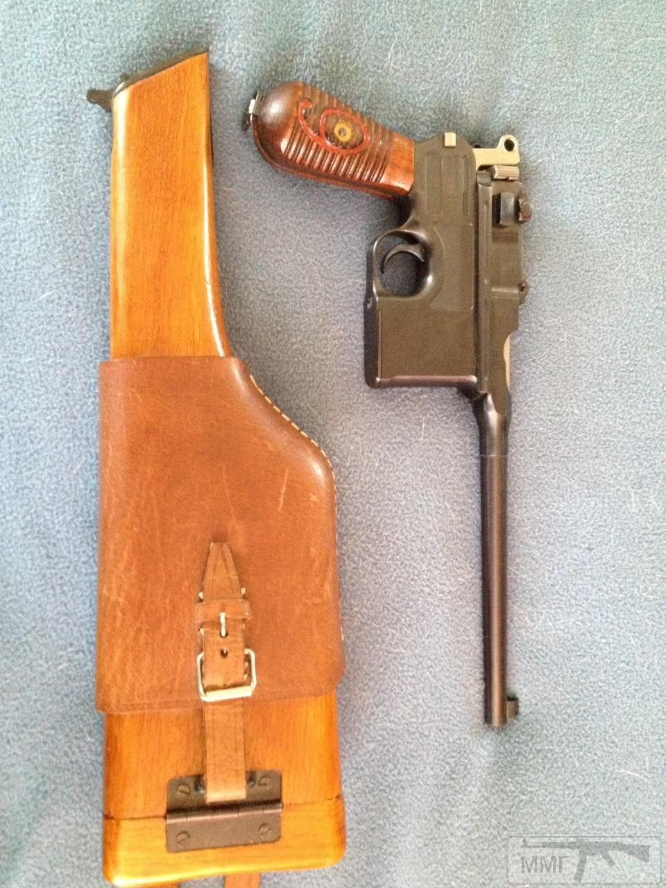 35666 - Mauser C96 и вариации