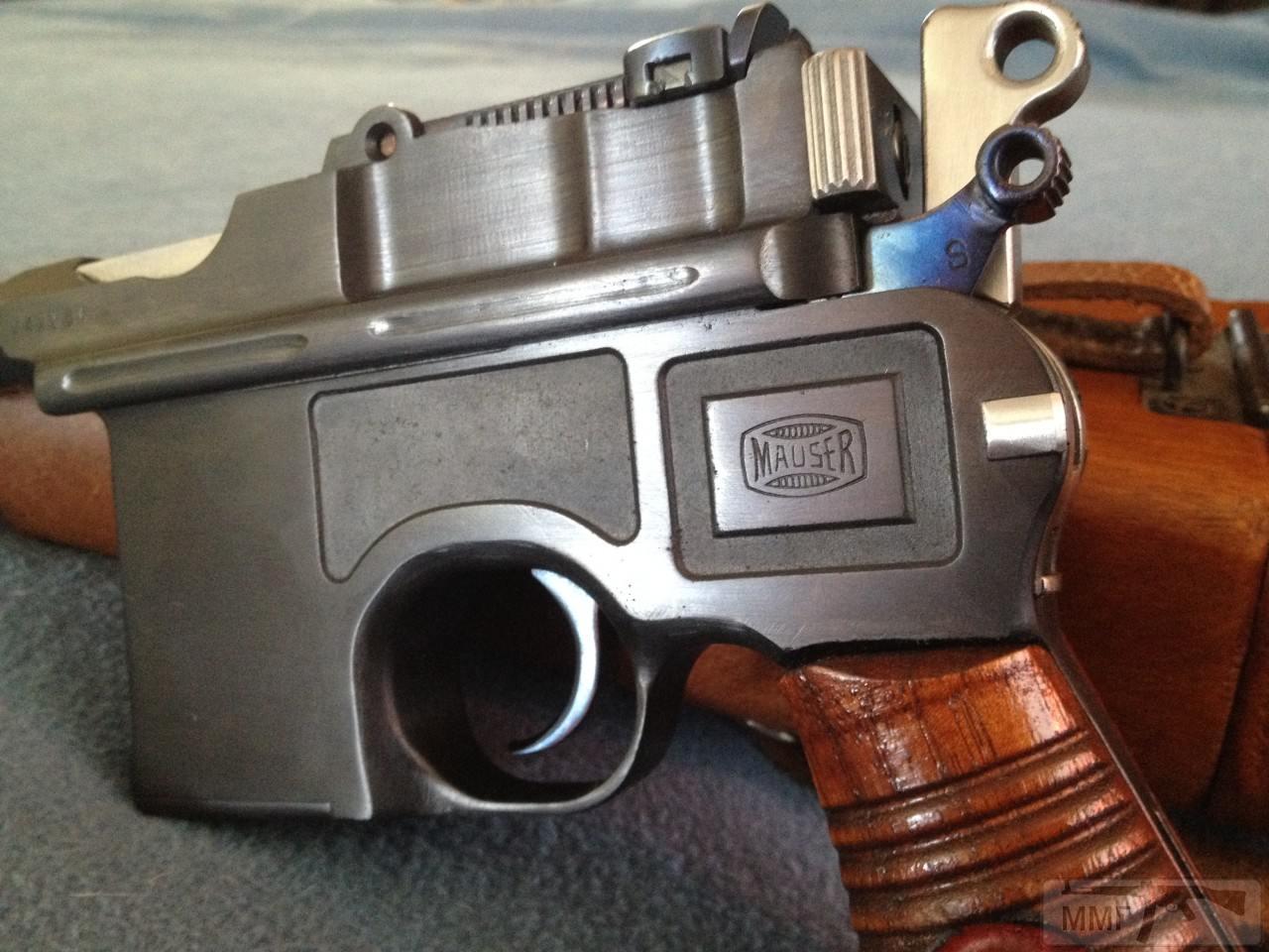 35667 - Mauser C96 и вариации