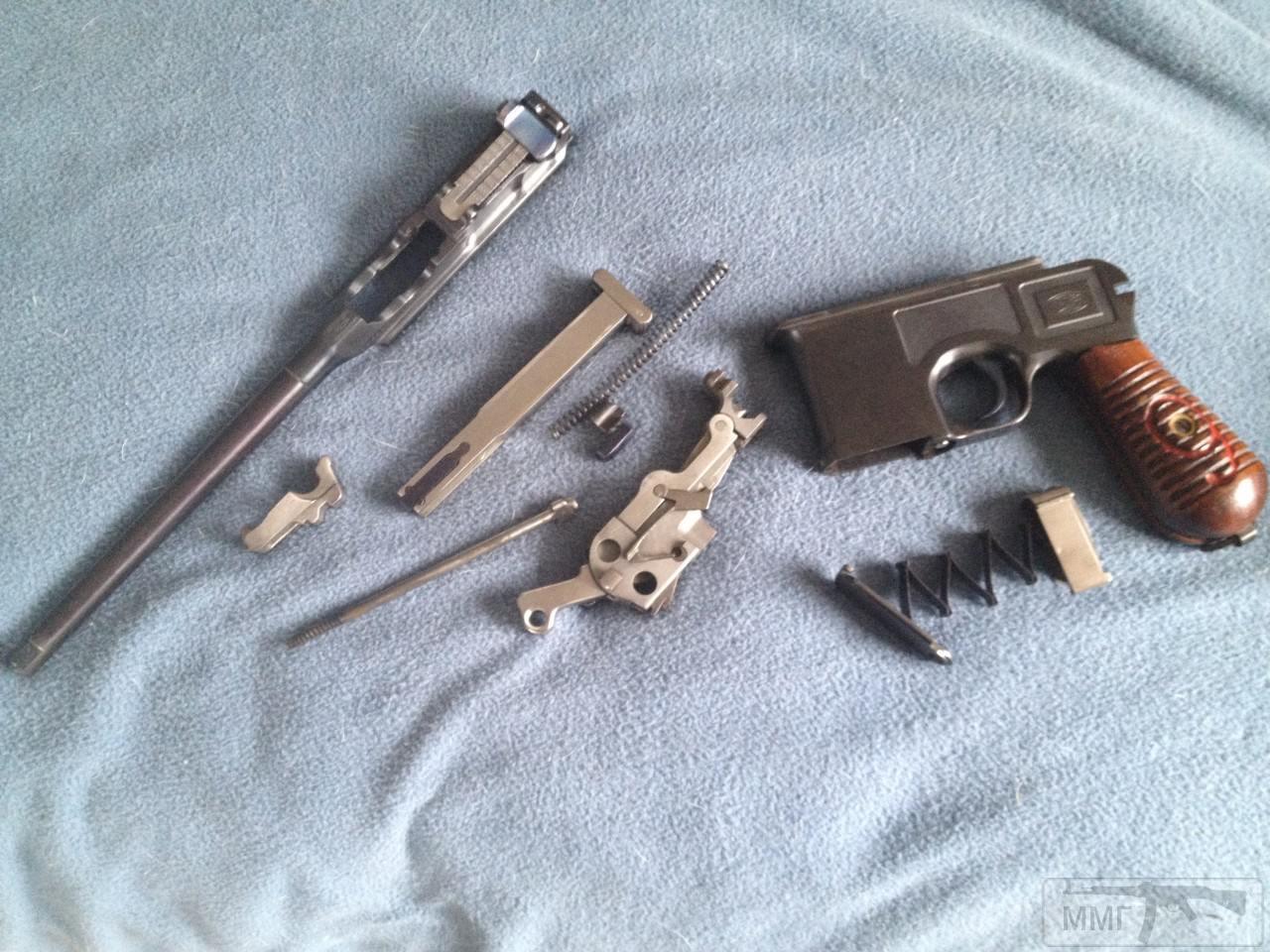 35668 - Mauser C96 и вариации