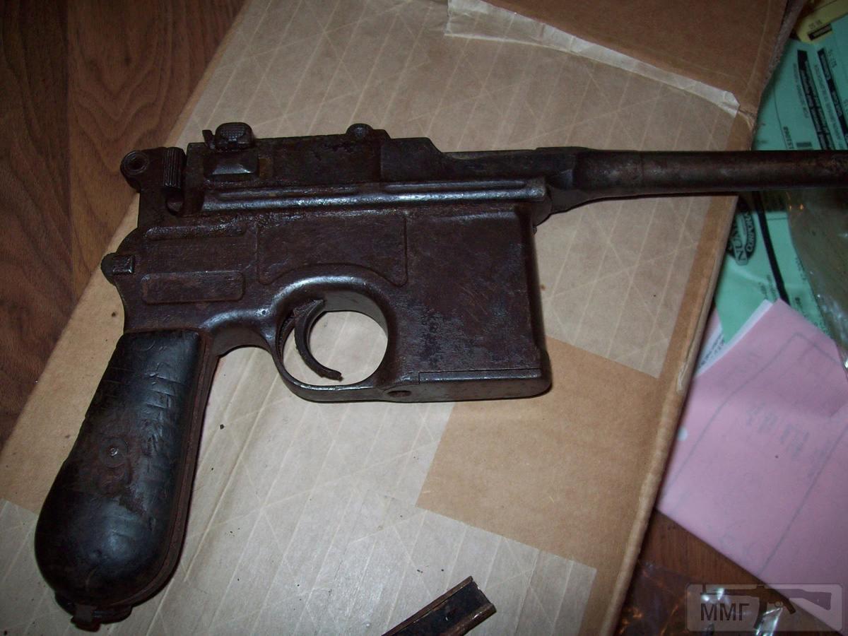 35701 - Mauser C96 и вариации