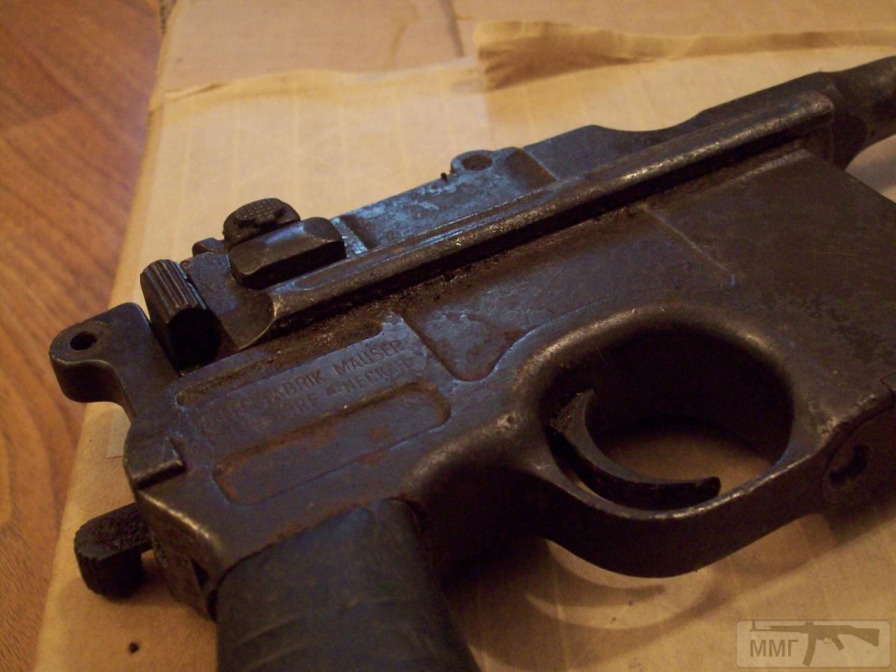 35702 - Mauser C96 и вариации