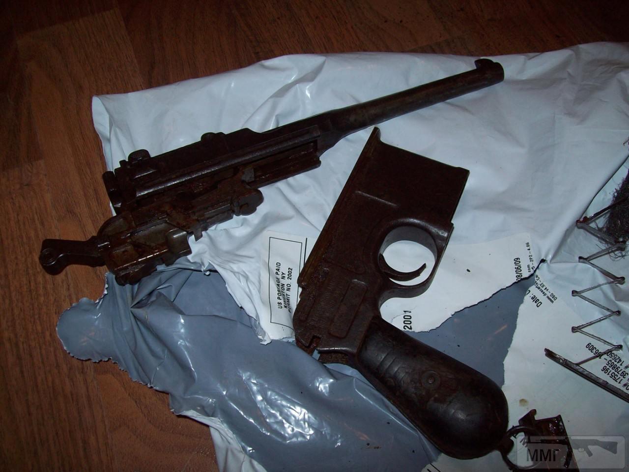 35703 - Mauser C96 и вариации