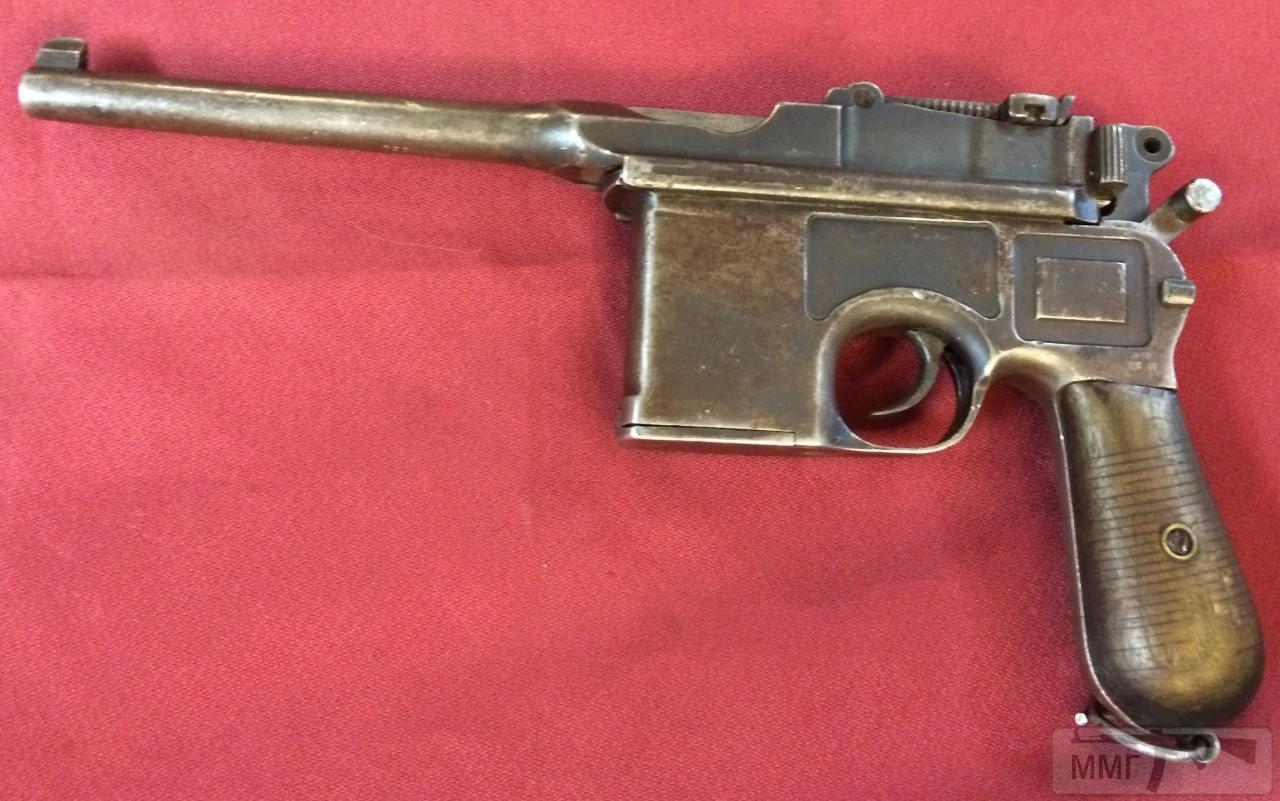 35706 - Mauser C96 и вариации