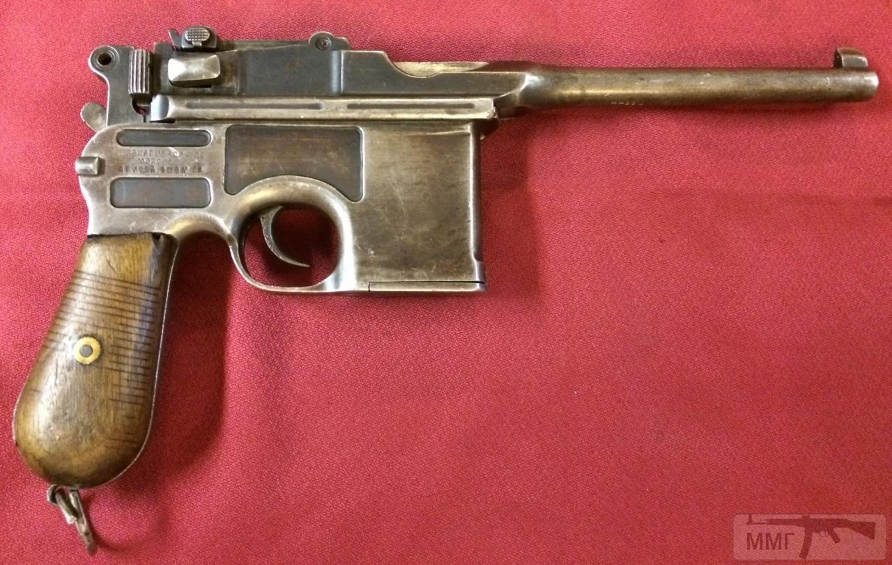 35707 - Mauser C96 и вариации