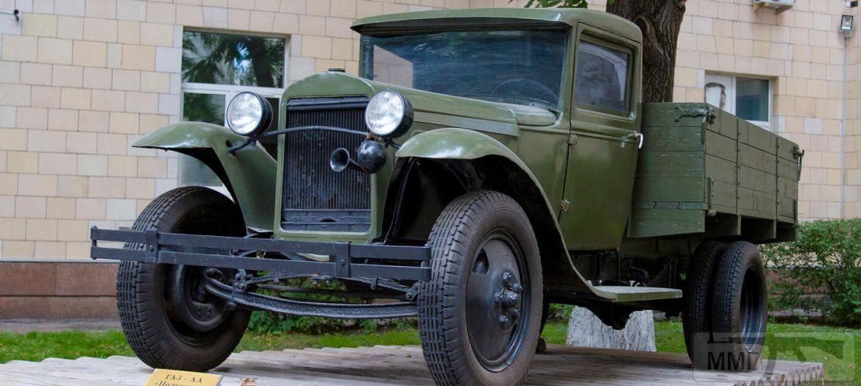 35975 - ГАЗ АА и его наследники.