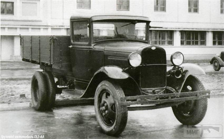 35978 - ГАЗ АА и его наследники.