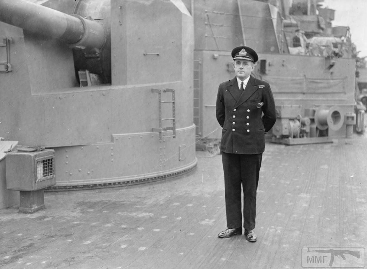 """36013 - Башня 5.25"""" (13.4 cm) крейсера HMS Bonaventure"""