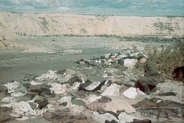 36080 - Речі розстріляних у Бабиному Ярі. ФОТО: Йоганнес Хелле, жовтень 1941 року