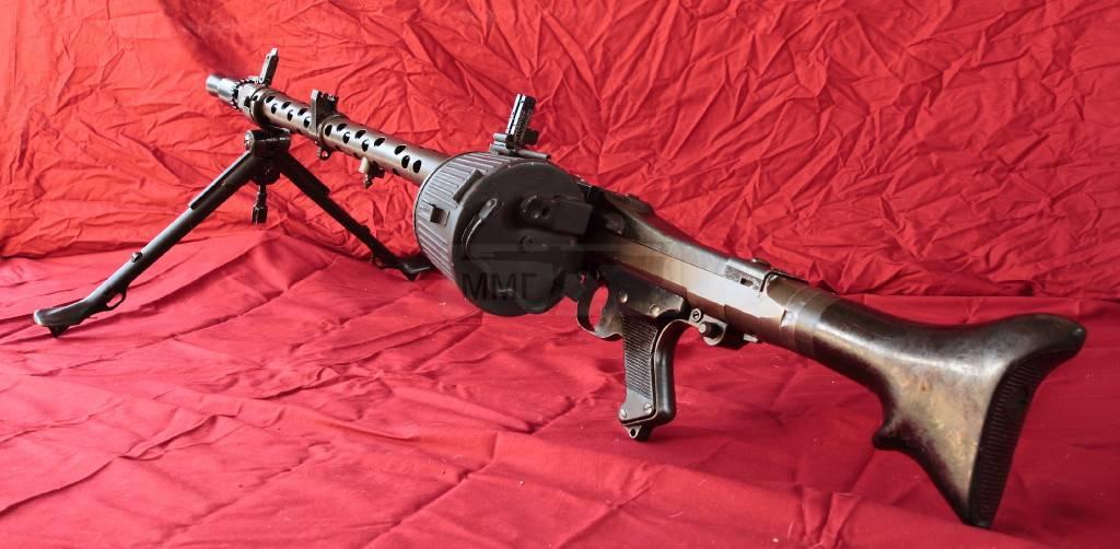 361 - Все о пулемете MG-34 - история, модификации, клейма и т.д.