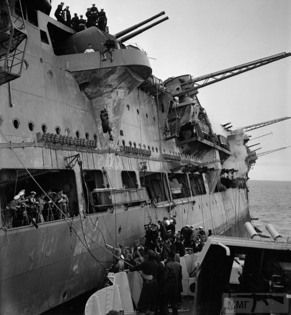 36159 - Гибель HMS Ark Royal, 13 ноября 1941 г.