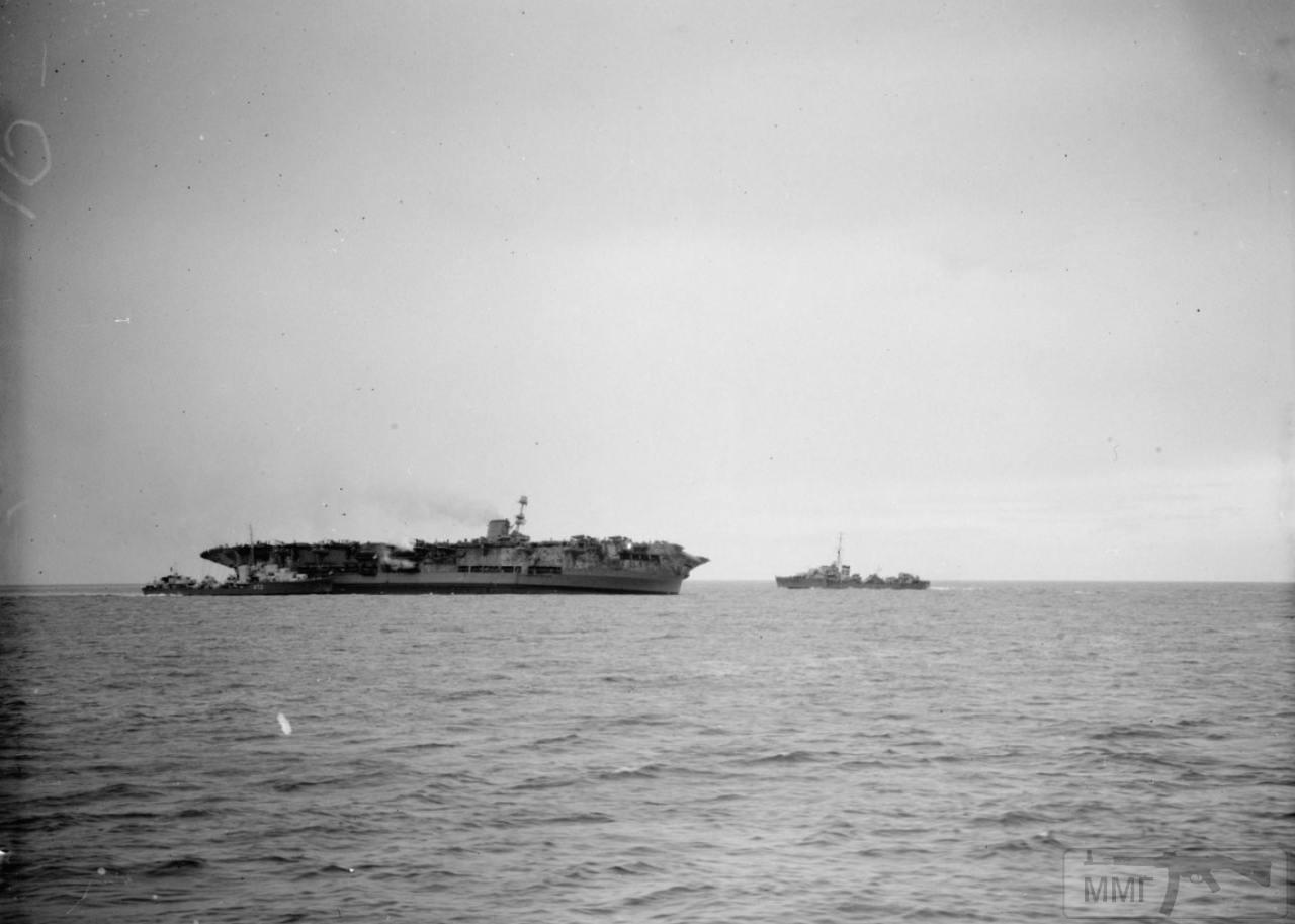 36161 - Гибель HMS Ark Royal, 13 ноября 1941 г.