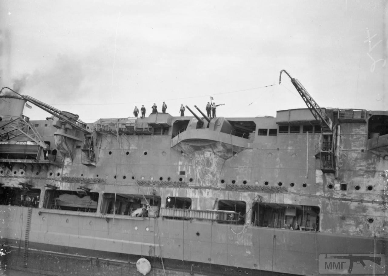36162 - Гибель HMS Ark Royal, 13 ноября 1941 г.