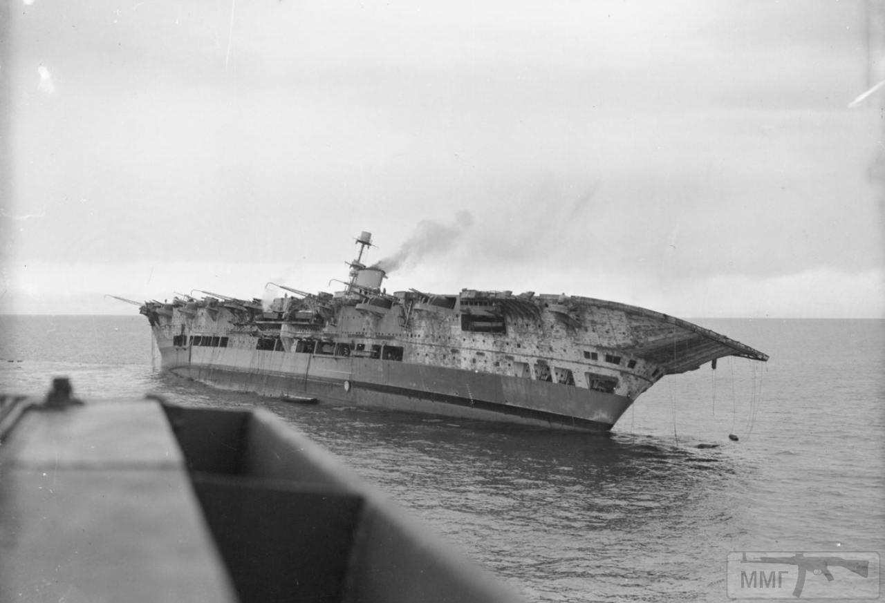 36163 - Гибель HMS Ark Royal, 13 ноября 1941 г.