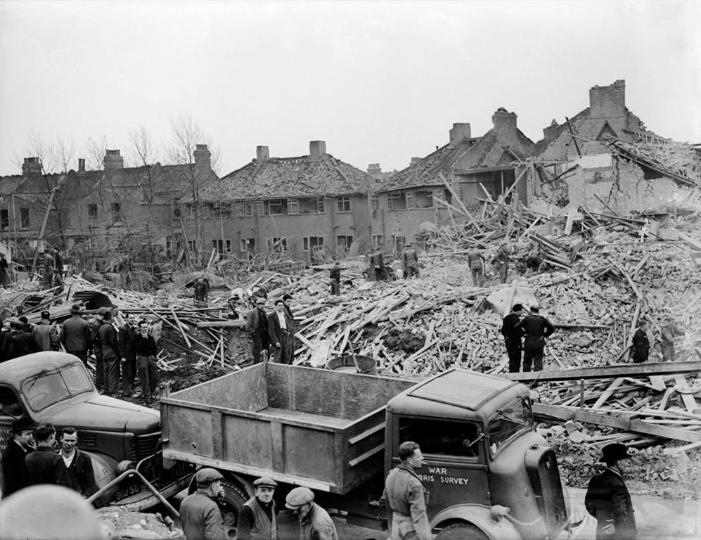 3617 - Военный Лондон