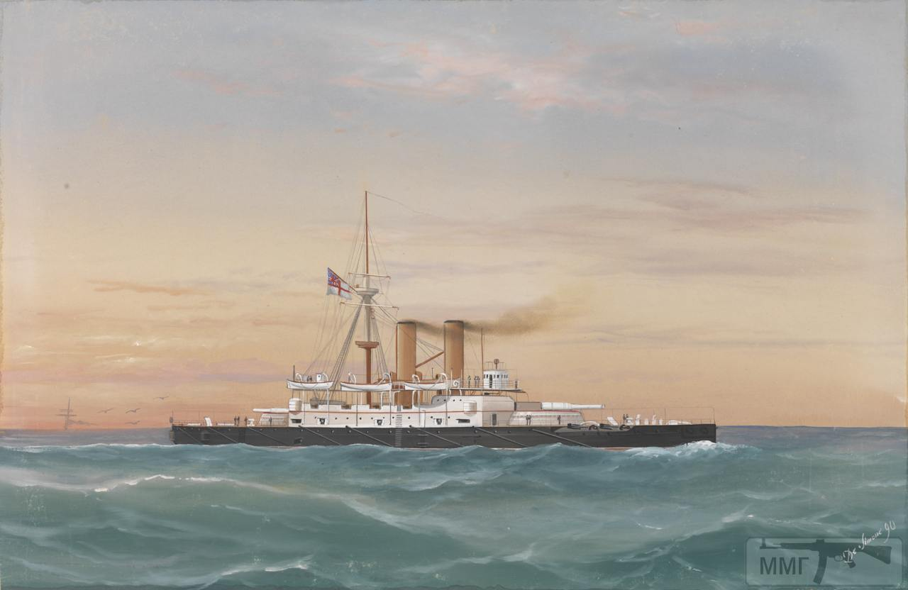36182 - HMS Collingwood