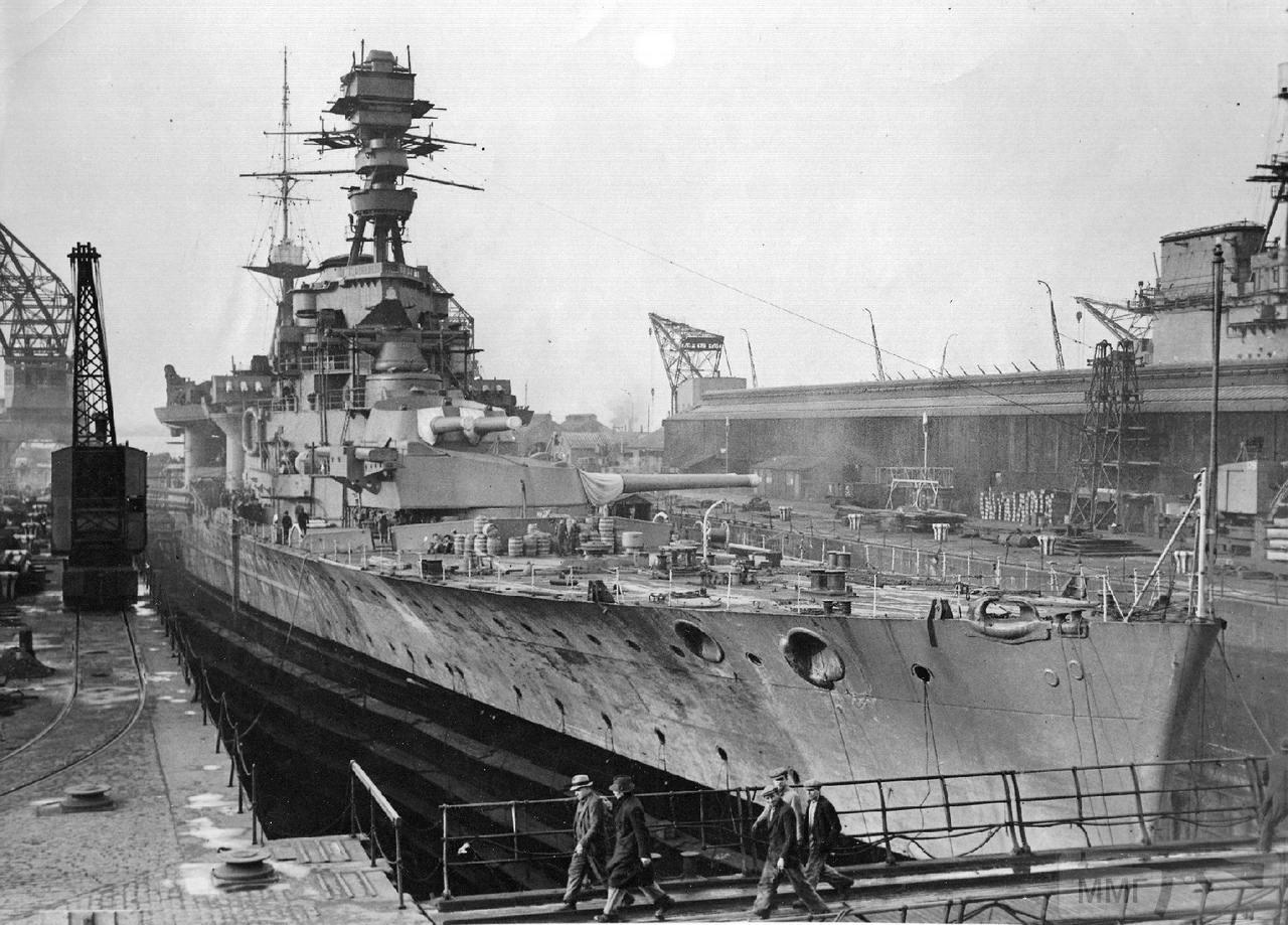36285 - HMS Repulse