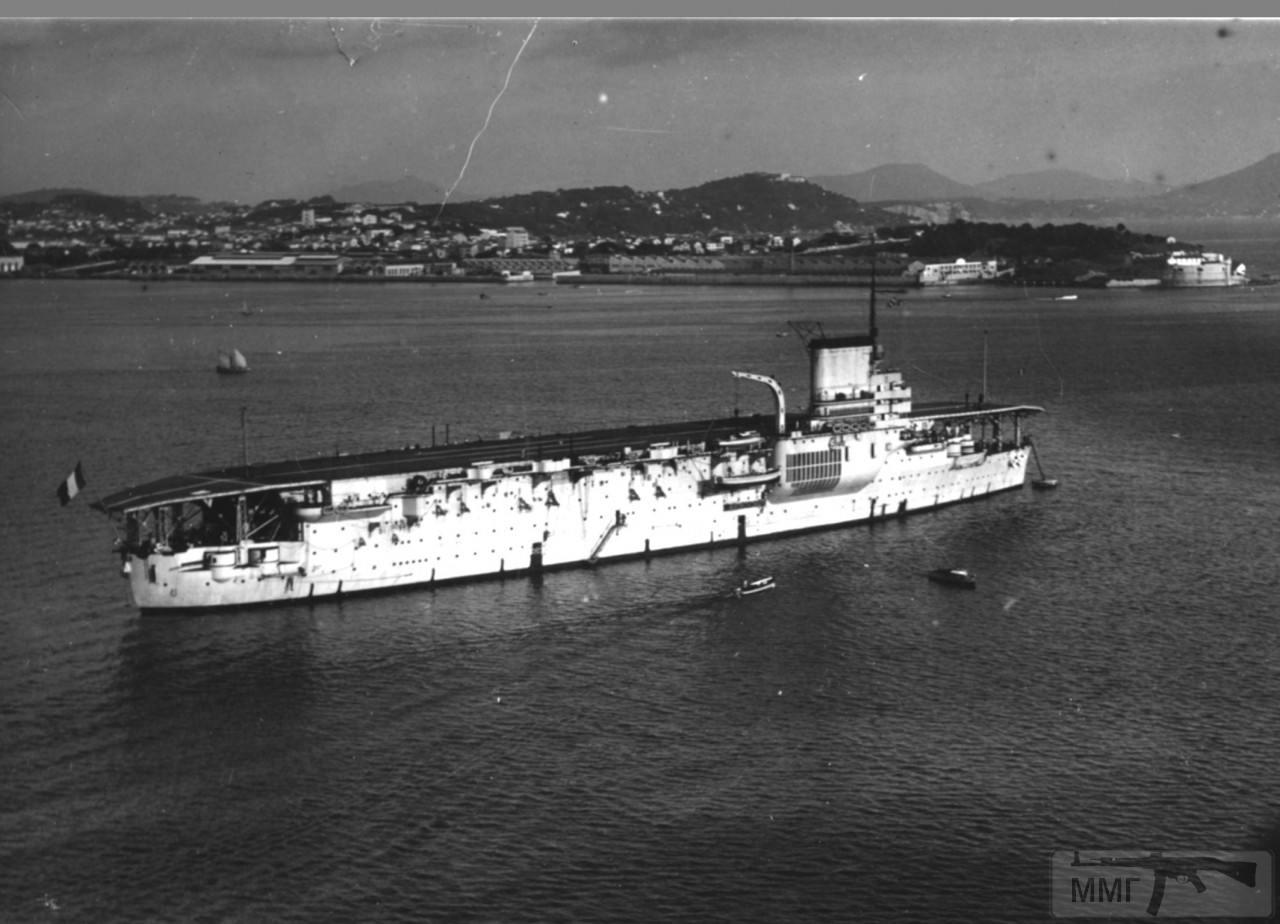 36286 - Авианосец Bearn, 15 ноября 1932 г.