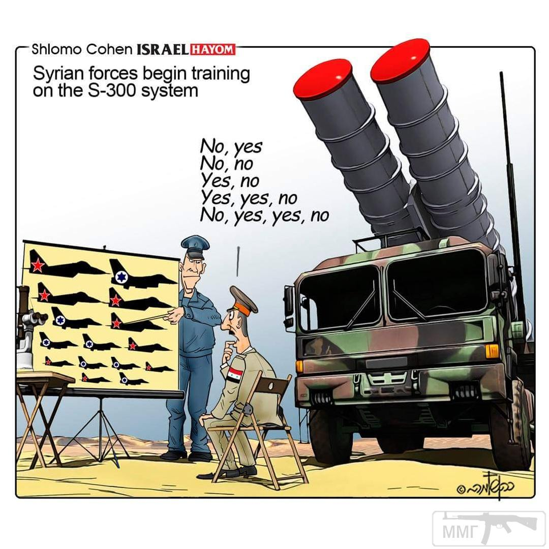 36292 - Сирия и события вокруг нее...