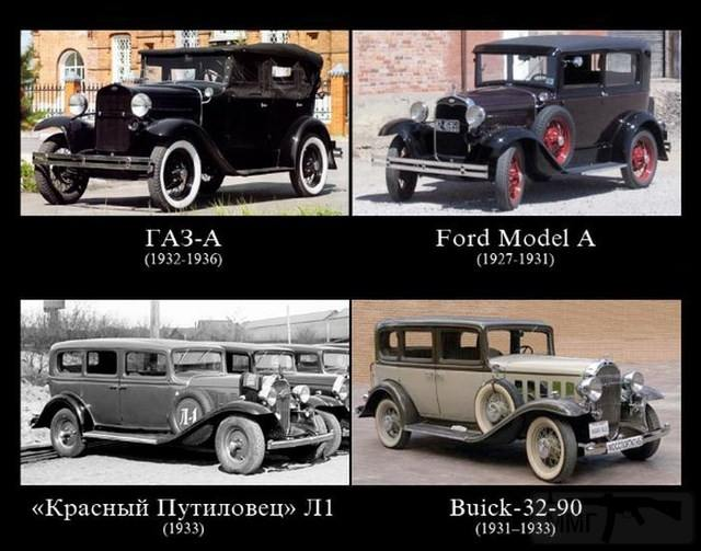 3631 - Автопром СССР