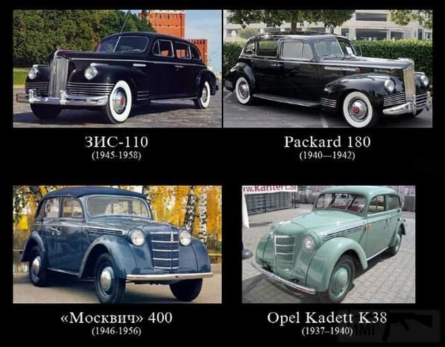3633 - Автопром СССР