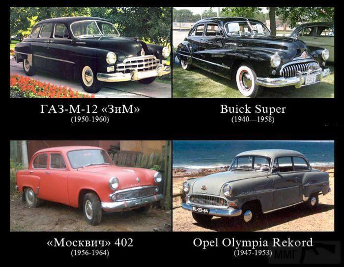 3634 - Автопром СССР