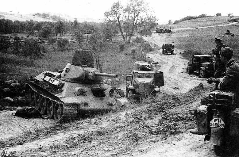 364 - Танковое сражение у Ровно-Дубно