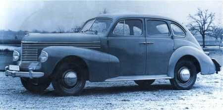 3641 - 1938 Opel Kapitan