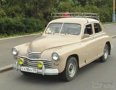 3644 - ГАЗ-20 Победа (1951)