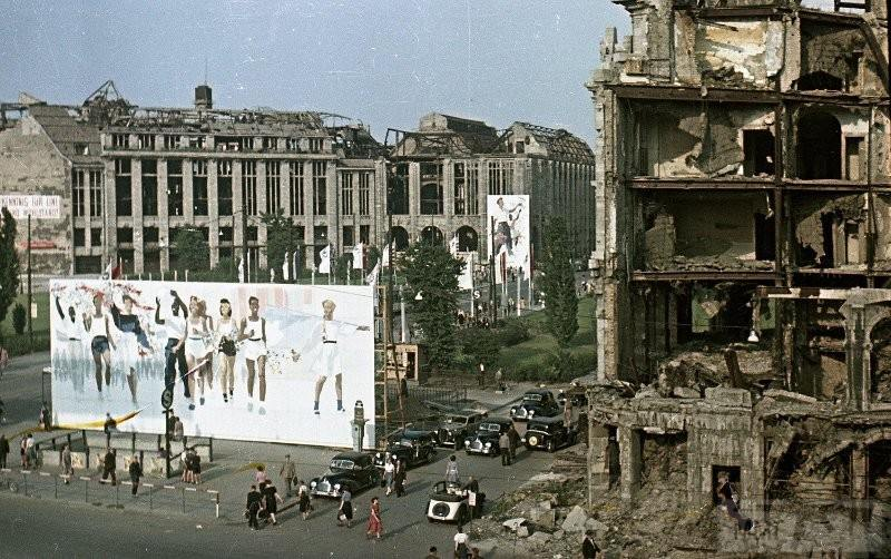 36456 - Короткий ролик - тема о ГДР